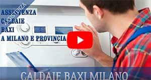 Video di Caldaie Baxi Milano